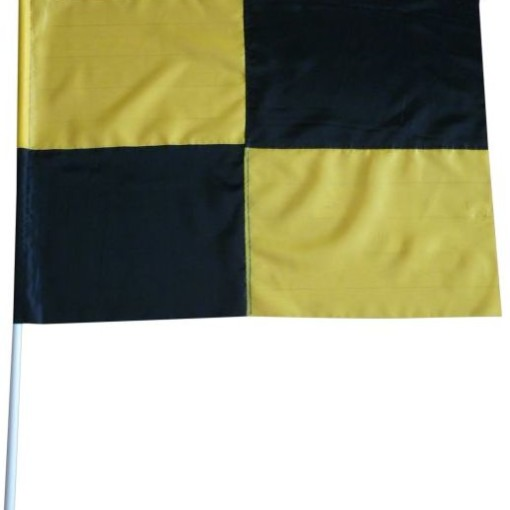 supporterflagga med egen design