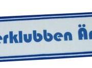 Änglarna supporterklubben 40 år retro halsduk med tryck
