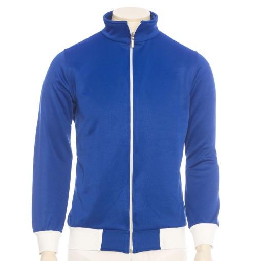 wct full zip polyester tröja enligt eget design